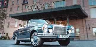 Europa-Park: Veranstaltung Mercedes-Benz-Shooting 2020