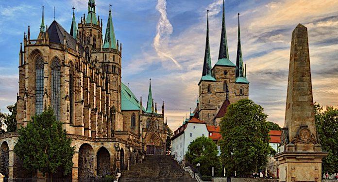 Ameropa Gewinnspiel: Kurzurlaub in Erfurt kostenlos gewinnen