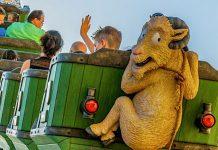 """Erlebnispark Tripsdrill: Saison 2020 im Rückblick und """"WinterWunderWald"""""""