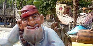 "Kid Parc: Familien-Achterbahn ""Pirat'Express"" eröffnet"