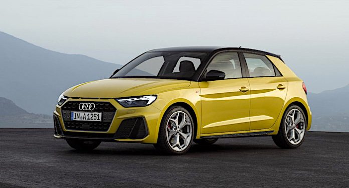 Ferrero Auto Gewinnspiel: Audi A1 Sportback gewinnen
