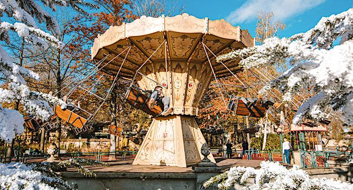 Freizeitpark Efteling plant neues Kettenkarussell