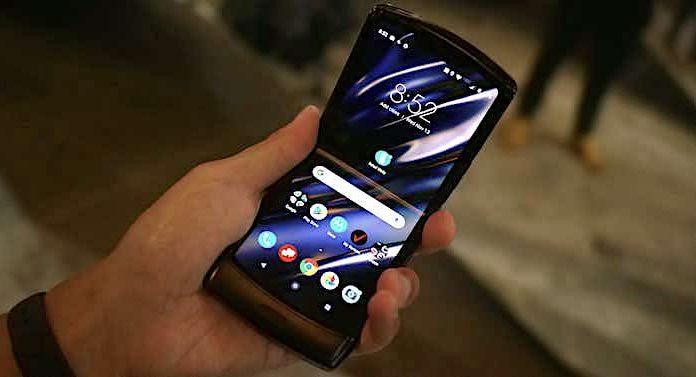 Deutsche Telekom Gewinnspiel: Motorola Razr 5G Smartphone gewinnen