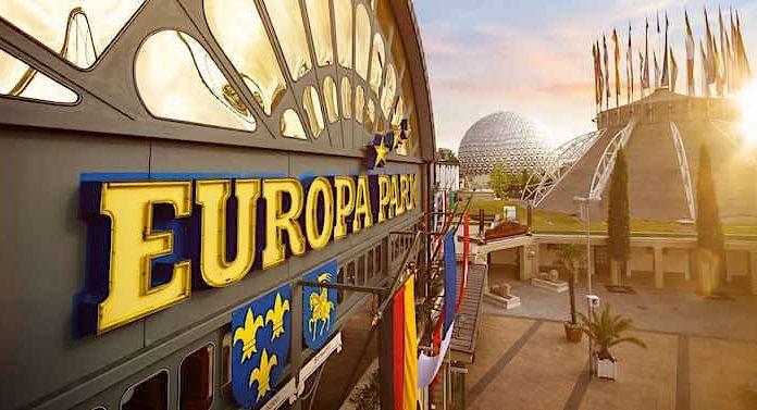 Europa-Park Gewinnspiel: Wochenende für vier Personen gewinnen