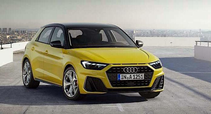 Ferrero Gewinnspiel: Audi A1 Sportback kostenlos gewinnen