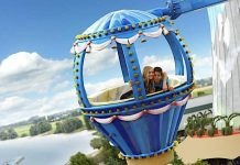 Kernie's Familienpark: Besucherzahlen wegen Corona nahezu halbiert