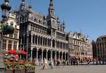 Brüssel: Riesenrad als Attraktion mitten in der Stadt geplant