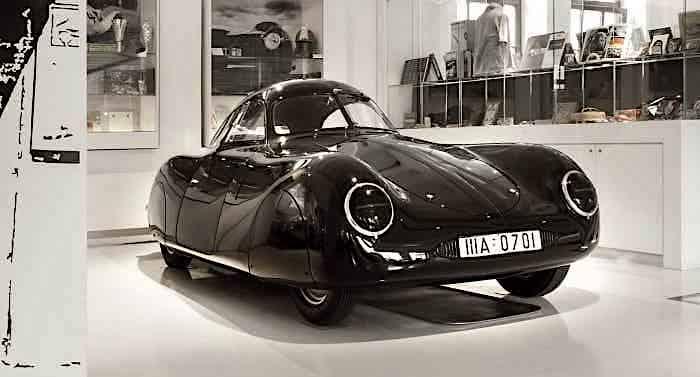 Automuseum Prototyp eTicket Corona sicher online kaufen