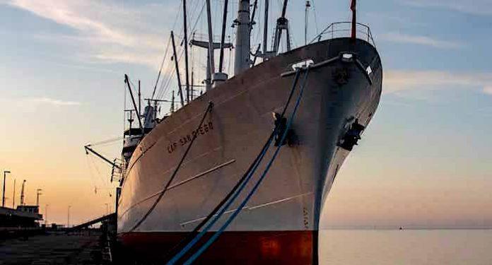 Cap San Diego Gutschein eTicket Corona sicher online kaufen