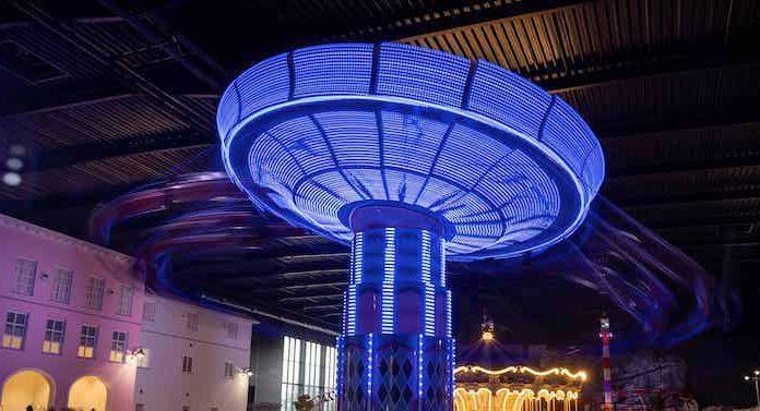 Ticiland: Schweizer Freizeitpark errichtet Attraktionen im Außenbereich