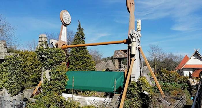 "Avonturenpark Hellendoorn: ""Montezuma's Revenge"" geht in Rente"