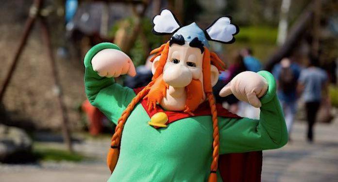 Familypark am Neusiedlersee: Asterix als Themenbereich