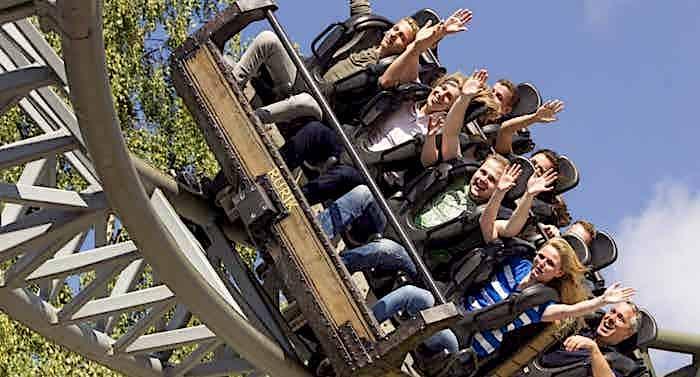 Hansa-Park erklärt die Umbenennung von Achterbahn