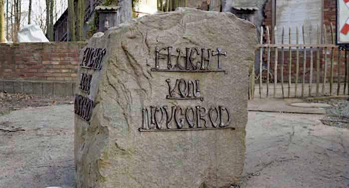 """Aus """"Fluch von Novgorod"""" wird """"Flucht von Novgorod"""""""