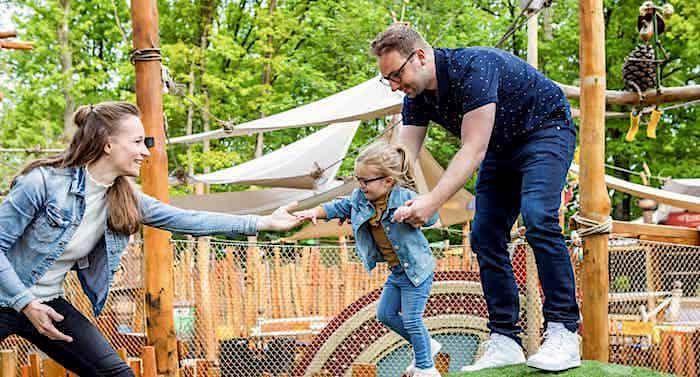 """Freizeitpark Efteling: Inklusiver Spielwald """"Nest!"""" offiziell eröffnet"""