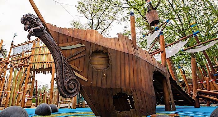 """Freizeitpark Efteling: Termin für Öffnung von Spielwald """"Nest!"""""""