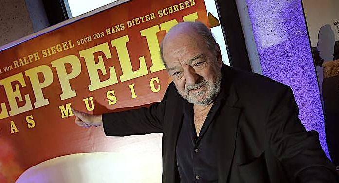 "GoldStarTV Gewinnspiel: Musical ""Zeppelin"" Tickets kostenlos gewinnen"
