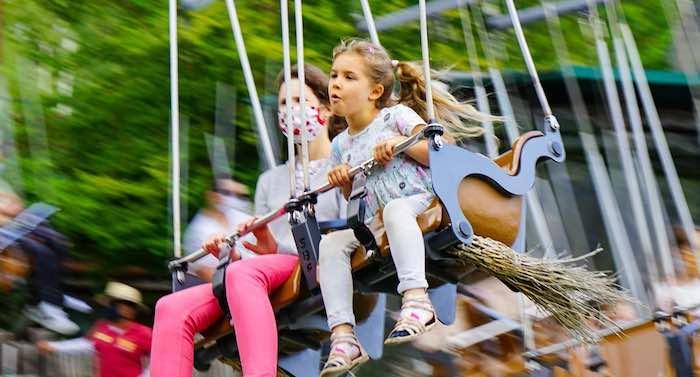 Erlebnispark Schloss Thurn Saisonstart 2021