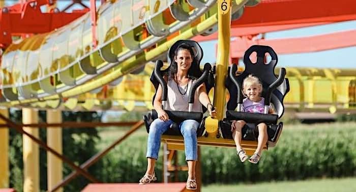Schwaben-Park: Freizeitpark Ticket und Hotel Saison 2021 ab 59 Euro