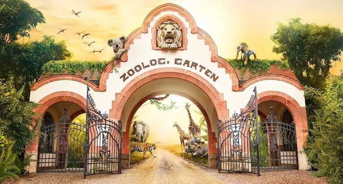Zoo Leipzig Gutschein für zwei Personen Saison 2021