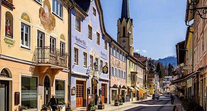 Ameropa Gewinnspiel: Urlaub in Garmisch-Partenkirchen gewinnen