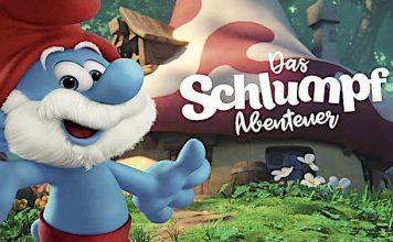Das Schlumpf Abenteuer Gutschein Ticket Expohalle Oberhausen Saison 2021