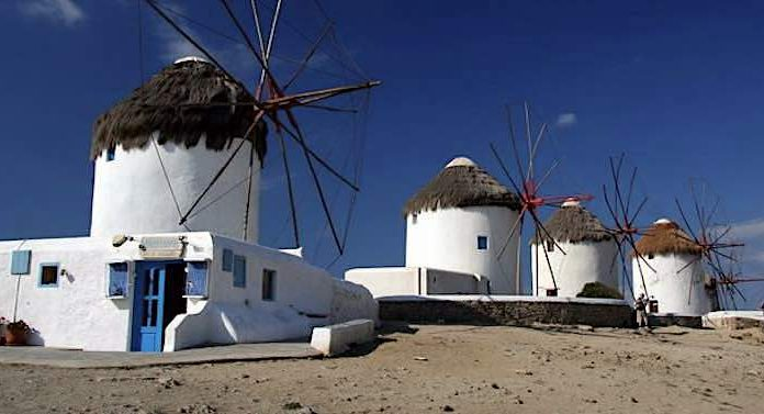 EDEKA Gewinnspiel: Griechenland Urlaub kostenlos gewinnen