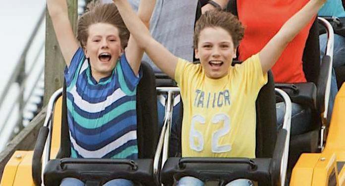 Heide Park: Sinnlose Corona-Regel nervt zurzeit viele Besucher