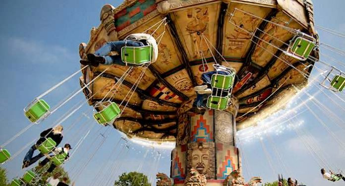 Heide Park: Besucherrückgang um 70 Prozent durch Corona