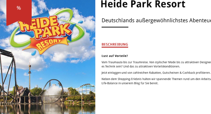 ATU Heide Park 2 für 1 Gutschein Saison 2021 kostenlos erhältlich