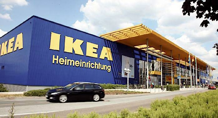 IKEA Family: Exklusive Trinkflasche kostenlos als Geschenk erhalten