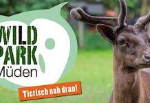 Wildpark Müden Gutschein mit 25 Prozent Rabatt Saison 2021 2022
