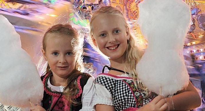 Freizeitpark statt Volksfest: Im bayerischen Erding geht das!