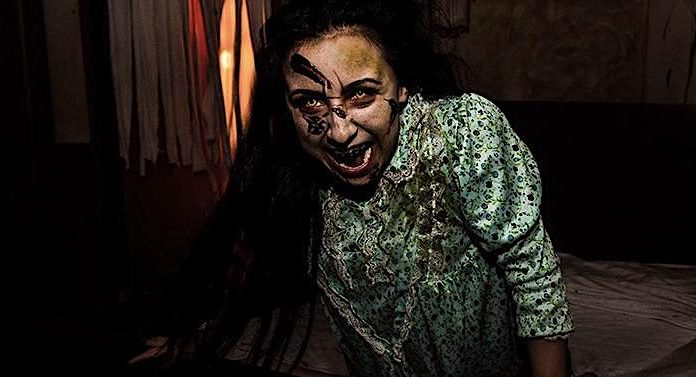 Freizeitpark Walibi Holland: Übernachtungen in Halloween Horror-Häusern