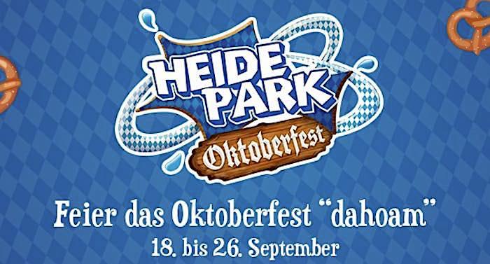 """Heide Park: Informationen zum Oktoberfest """"Wiesn im Norden"""""""