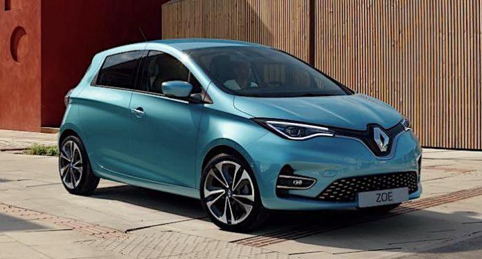 Vattenfall Gewinnspiel: Renault Zoe inklusive E-Tankstelle für zu Hause gewinnen