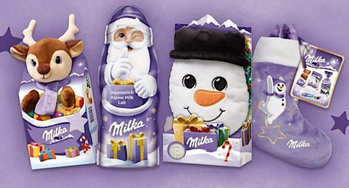 MILKA Gewinnspiel: Kaufland Einkauf zu Weihnachten kostenlos gewinnen